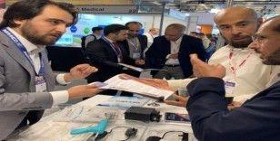 Türkiye'nin milli tıbbi cihazları Barcelona'da görücüye çıktı