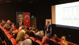 """Doç. Dr. Erdoğan: """"Vatandaşımızı bilinçlendirmeyi bir görev ediniyoruz"""""""