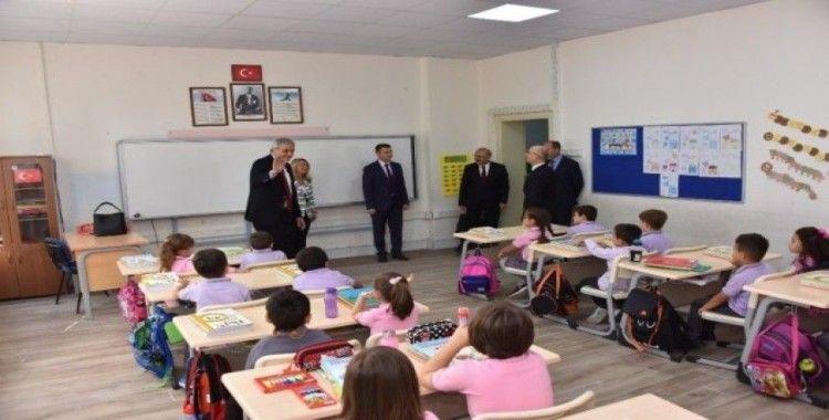 Bozüyük'te 14 bin öğrenci ders başı yaptı