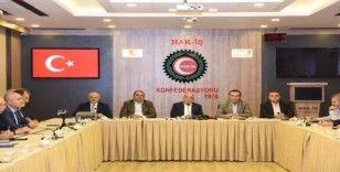 Hak-İş Başkanlar Kurulu toplandı