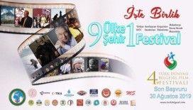 9 ülke 9 şehir, 1 festival