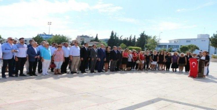 Didim CHP örgütü kuruluşlarının 96. yılını kutladı