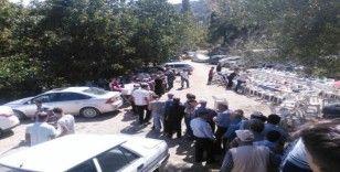 Bir asırdır devam eden ''Türkmen Dede'' hayır yemeği