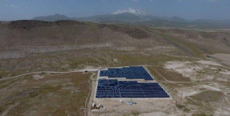Develi Belediyesi Güneş Enerji Santrali Kayseri Geneli Üretimde Zirvede
