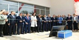 Samsun'daki okulun açılışına Cumhurbaşkanı canlı bağlandı