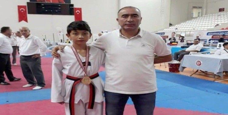 Barış Yalman, Türkiye üçüncüsü oldu