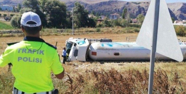 İnönü'de trafik kazası