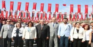 Aydın'da CHP'nin 96.yılı kutlandı