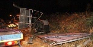 Bodrum'da film gibi kaza