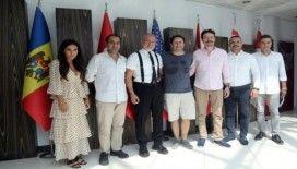 'Müstakbel Aile' filminin çekimleri Kıbrıs'ta devam ediyor