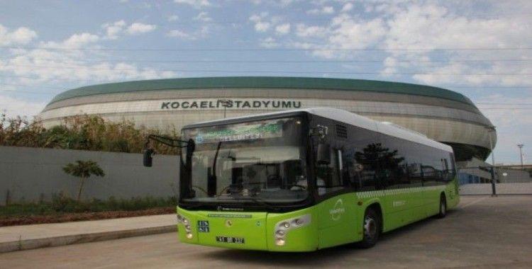 Kocaelispor-Gölcükspor maçına ek otobüs seferi