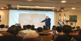 """Netanyahu: """"İran'ın nükleer programına bağlı yeni gizli bölgeleri keşfettik"""""""
