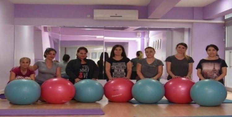 Şehzadeler Kadın Spor Merkezi'nde yeni dönem kayıtları başlıyor