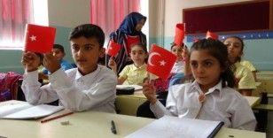 Elazığ'da 112 bin öğrenci ders başı yaptı