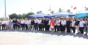Mersin'de CHP'nin 96'ıncı kuruluş yıl dönümü törenle kutlandı