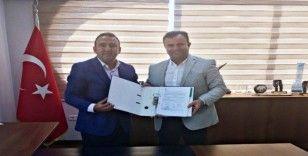 """""""Alpullu Yeni Turizm Konuları Deneyimliyor"""" projesinin imzaları atıldı"""