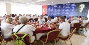 Başkan Esen, DADD üyeleriyle bir araya geldi