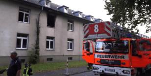 Almanya'da hastanede yangın: 1 ölü