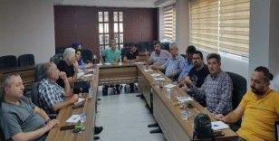 ÖTO'dan yurt dışı faaliyetleri için toplantı