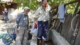 Köye özel toprakla mayalanan pekmez 200 yıldır gelir kaynağı