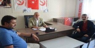 Yeniden Refah Partisi Genel Başkan Yardımcısı Coşkunsu'dan Develi'ye Ziyaret