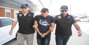 Erdoğan'a suikast timine mühimmat veren FETÖ zanlısı sağlık kontrolünden geçti