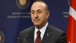 """Dışişleri Bakanı Çavuşoğlu: """"Amerika teröristlere güvenli bölge oluşturma amacını güdüyor"""""""