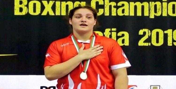 Büşra Işıldar Avrupa Şampiyonu oldu