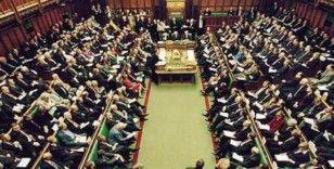 İngiliz parlamentosunda hareketli dakikalar