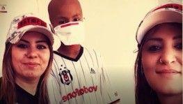 Kanser hastası olan 7 yaşındaki Beşiktaş'lı Ali'ye BESİAD desteği