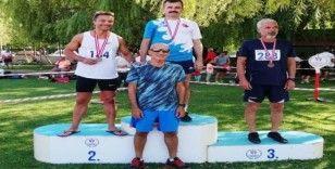 Aydınlı master Serkan Şengil, 2019'u 1 rekor ve 9 madalyayla tamamladı