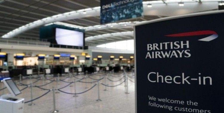 British Airways pilotlarının grevi ikinci gününde