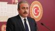 TBMM Başkanı Şentop, Sayıştay Başkanı Ahmet Baş'ı kabul etti