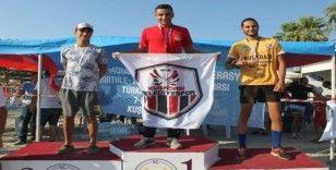Biathle-Triathle Kulüplerarası Türkiye Şampiyonası tamamlandı