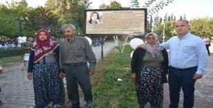 Kazada hayatını kaybeden Sakman'ın adı parkta yaşayacak