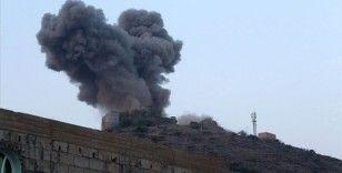 Yemen'de Husilere ait silah deposunda patlama: 7 ölü