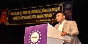 Başkan Yılmaz, Kerbela şehitlerin anma etkinliğine katıldı