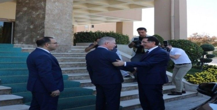 Kamu Başdenetçisi Şeref Malkoç Gaziantep'te