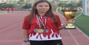 Antalyalı atlet zirve yolunda