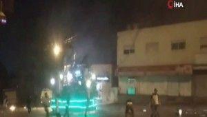 İsrail askerlerinden Batı Şeria'ya baskın, Çok sayıda yaralı var