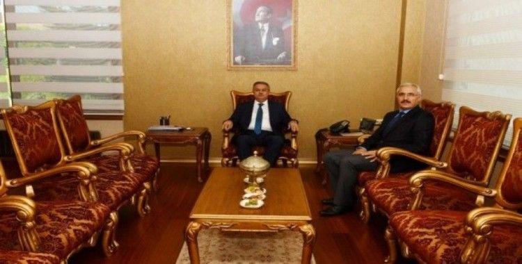 Mersin Orman Bölge Müdürü Yılmaz, Adana'ya atandı