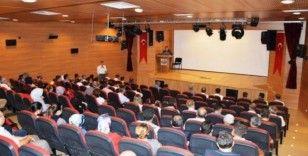 Simav'da 'Güvenlik Toplantısı'