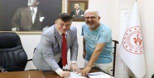 İŞGÜMDER'den İl Müdürü Fillikçioğlu'na ziyaret