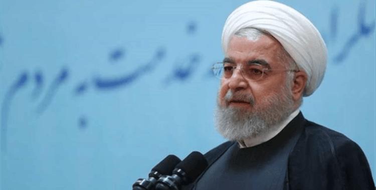 """İran Cumhurbaşkanı: """"Savaş peşinde olanlar kaybedecek"""""""