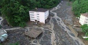 Çamlıktepe'de sel sonrası yıkılan okulun yapılacağı yeni yer belirlendi
