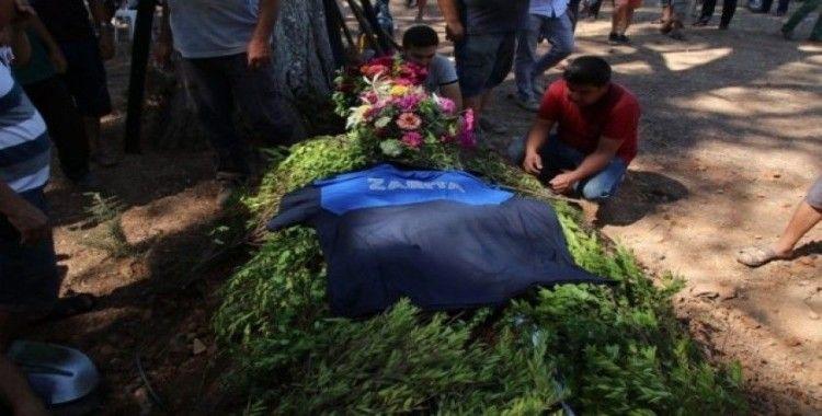 Zabıta Memuru Ali Demir ebediyete uğurlandı