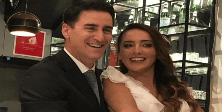 Oyuncu Bekir Aksoy' dan sürpriz evlilik