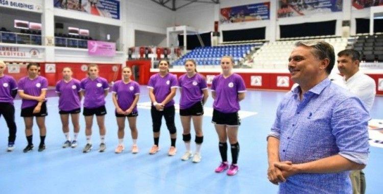 Muratpaşa Belediyespor Kadın Hentbol Takımı, Avrupa sınavında