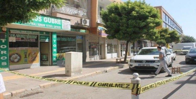 Diyarbakır'da iş yerine silahlı saldırı: 4 yaralı