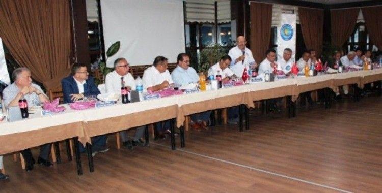 Alaşehir için 4 yıllık ekonomi planı